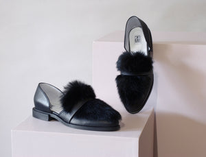 TUILERIES - JET BLACK