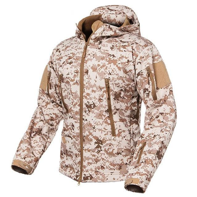 Men's Tactical All Weather Jacket