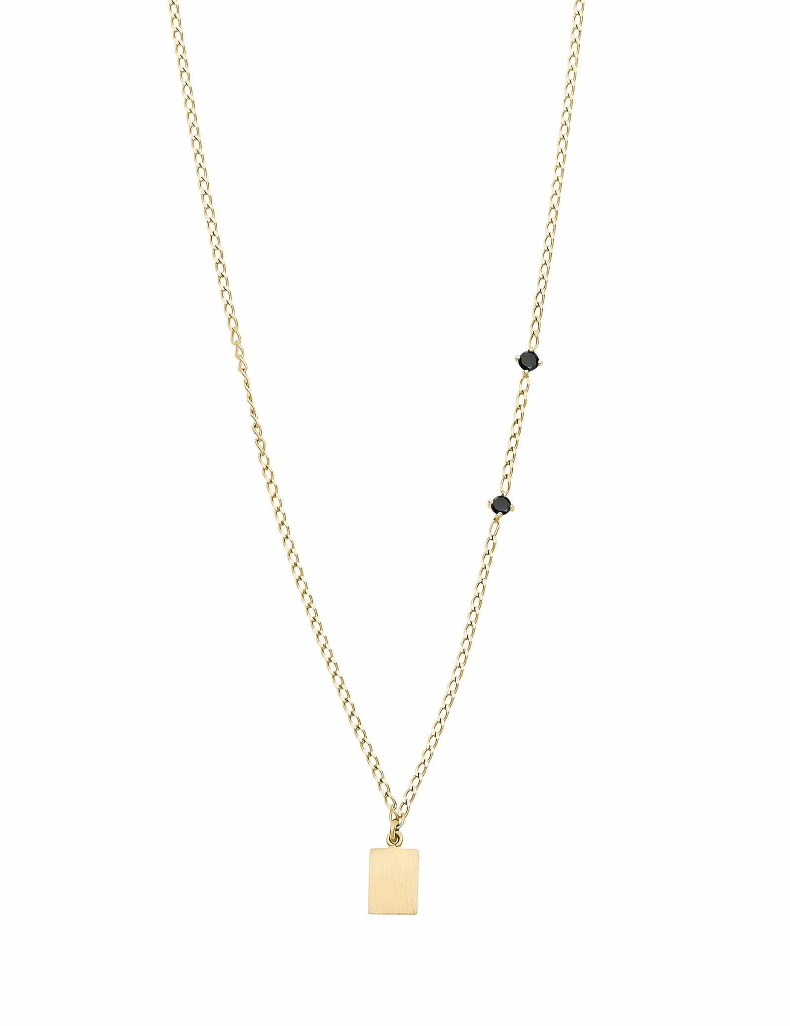 Picture of  Luna Rae Black Night Necklace