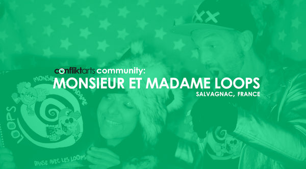 Confliktarts Community : Monsieur et Madame LoOps