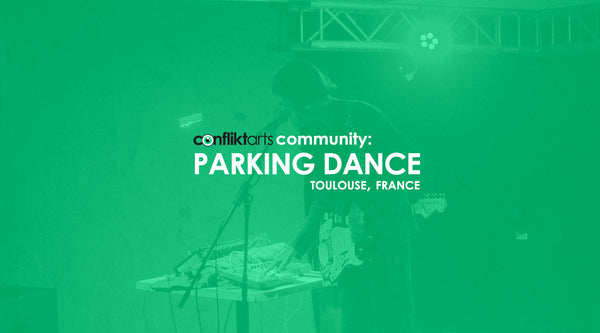 Confliktarts Community : Parking dance