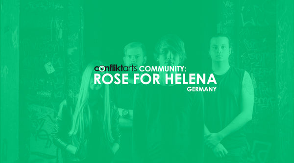 Community Confliktarts : Rose for Helena