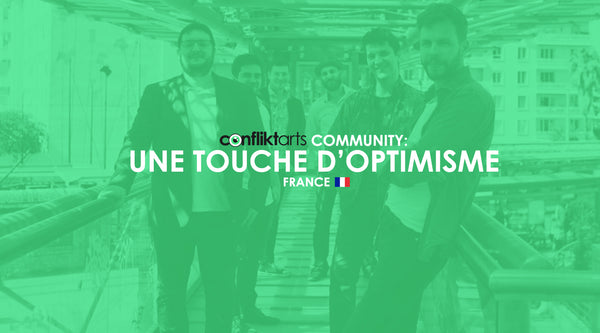 Community Confliktarts : Une Touche d'Optimisme