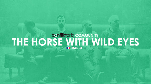 Community Confliktarts : The Horse with wild eyes