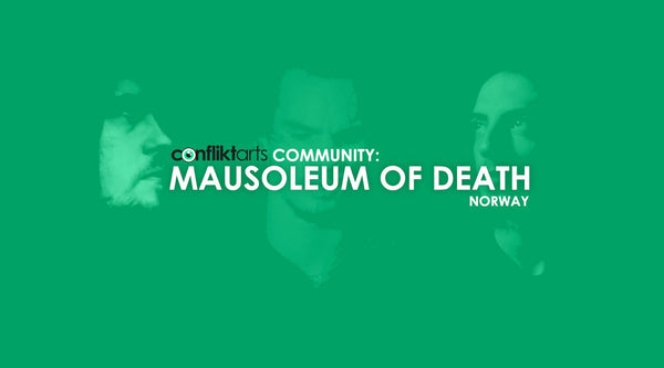 Community Confliktarts : Mausoleum Of Death (Norway)