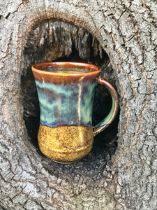 Plague Dr. Mug Brown & Green Free shipping