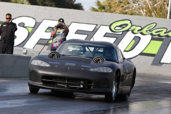 Drag Racing Dodge Viper