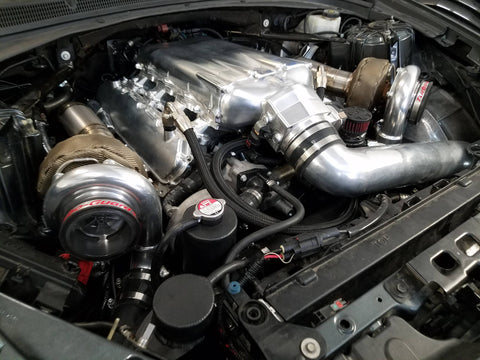 Twin Turbo Cadillac CTS-V3
