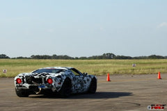 Camo Ford GT Texas Mile