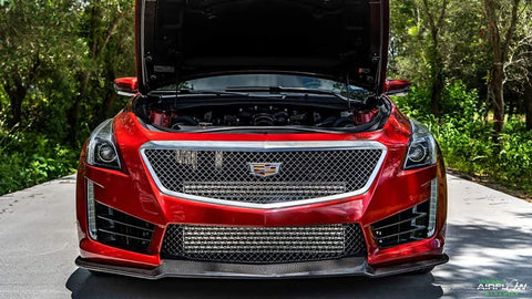 Cadillac CTS-V Twin Turbo V3
