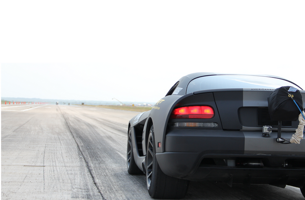 Texas Mile Dodge Viper