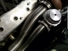 Load image into Gallery viewer, LS Topmount Single Turbo Manifold