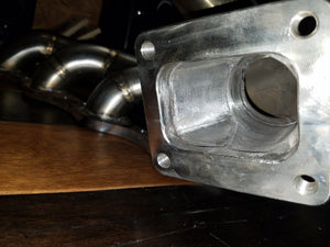 LS Topmount Twin Turbo Manifolds T4