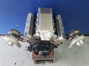 LSX Twin Turbo/Manifold Package