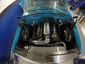 LSX 67-72 C10 Twin Turbo Kit