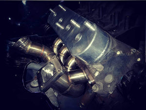 LS Topmount Single Turbo Manifold