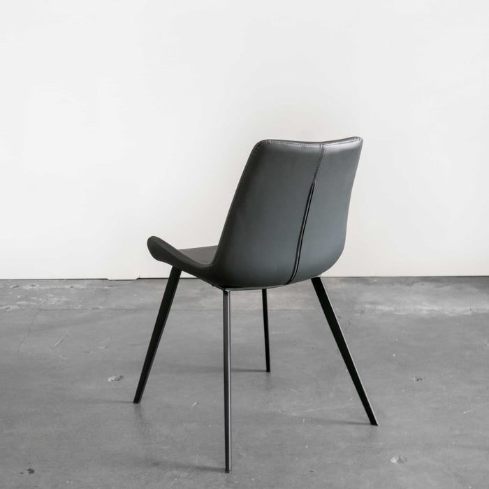 Dark Grey Dover Dining Chair – A Unique Combo of Class & Grace