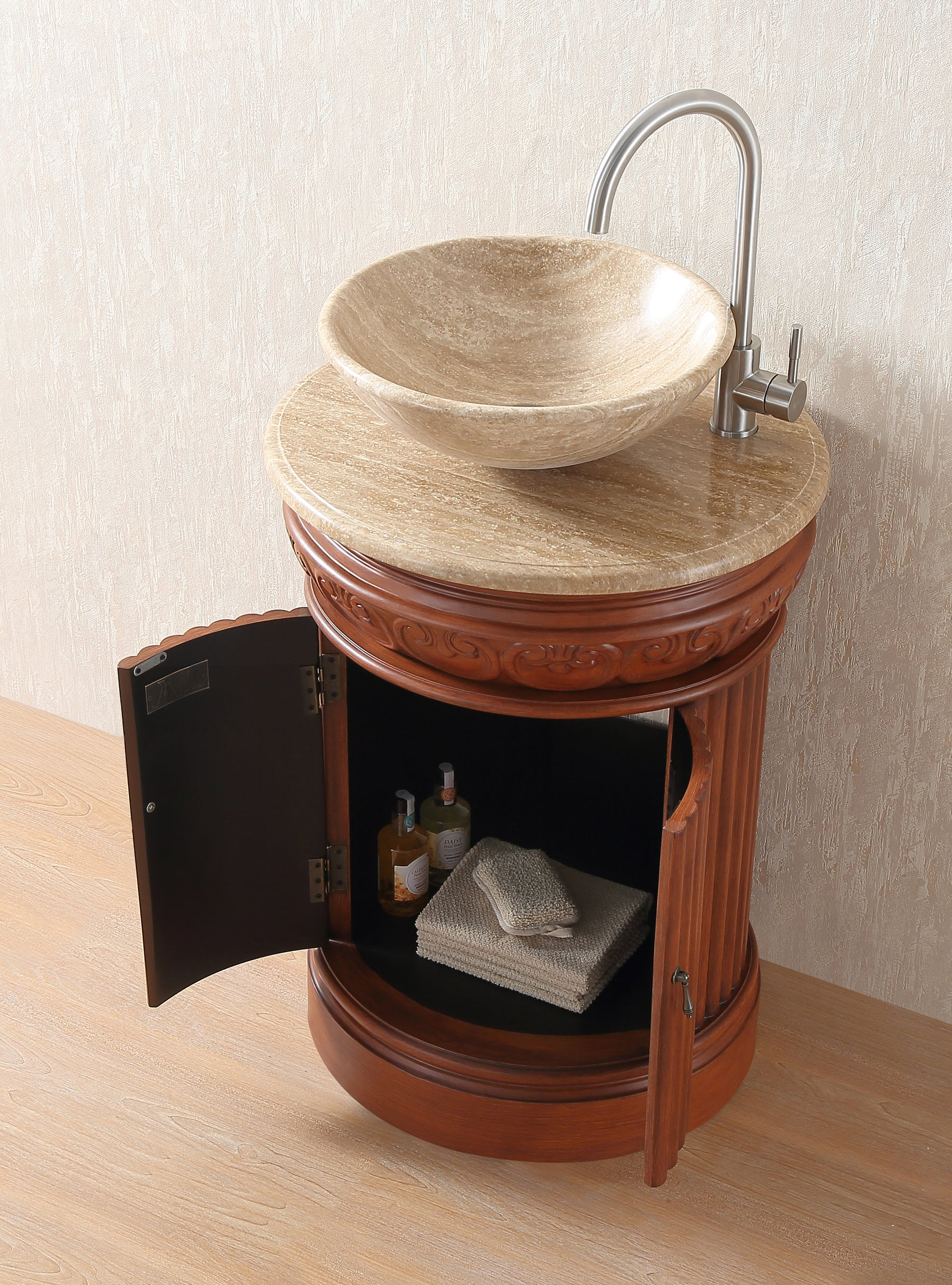Edwina Single Sink Bathroom Vanity – A Perfect Addition to Your Bathroom