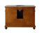 48 inch Amelia Single Sink Vanity with Baltic Brown Granite Top myhomeandbath