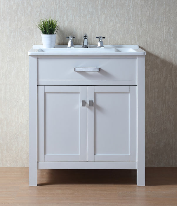 Radiant 30 Inch Laundry Sink Cabinet for $760.00 ...