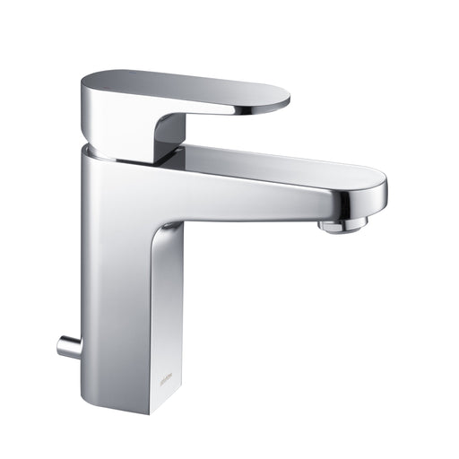 Jackson Single Hole Faucet in Chrome myhomeandbath