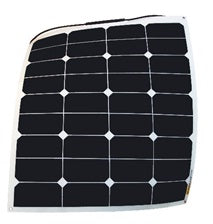 SUNBEAM system Classic 50W solar panel with Junction Box