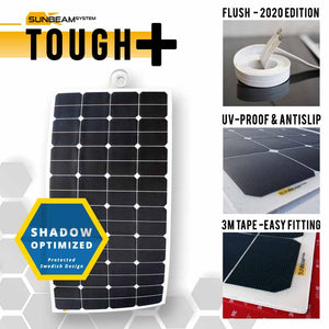 SUNBEAM system Tough+ Solar Panel - DanVolt Online