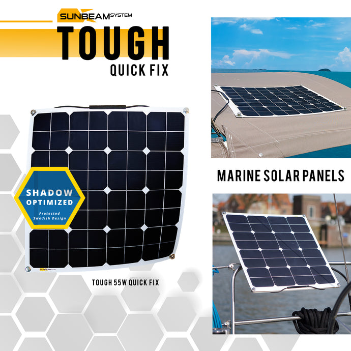 SUNBEAM system Tough Quick Fix 55w - DanVolt Online