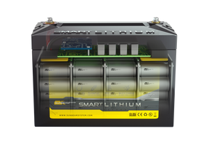 SUNBEAM system SMART LITHIUM Battery - DanVolt Online