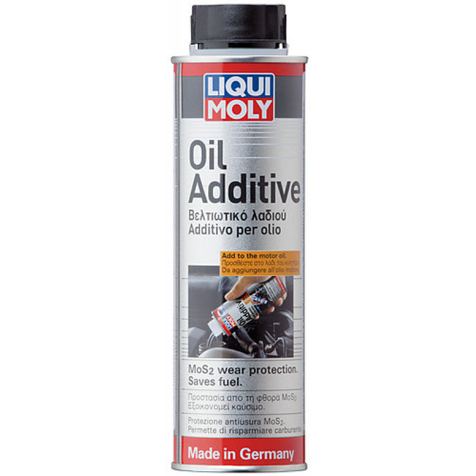 LIQUI MOLY OIL ADDITIVE - DanVolt Online
