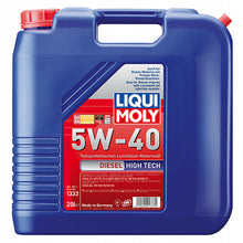 Load image into Gallery viewer, LIQUI MOLY DIESEL HIGH TECH 5W-40