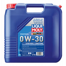 Load image into Gallery viewer, LIQUI MOLY Synthoil Longtime 0W-30
