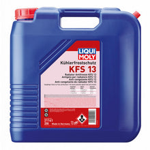 Load image into Gallery viewer, LIQUI MOLY Radiator Antifreeze KFS 13