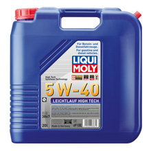 Load image into Gallery viewer, LIQUI MOLY Leichtlauf High Tech 5W-40 - DanVolt Online