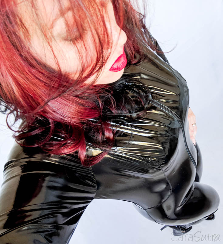 Vawn and Boon PVC catsuit review