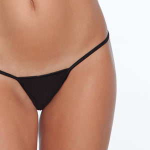 Coquette Black G-String
