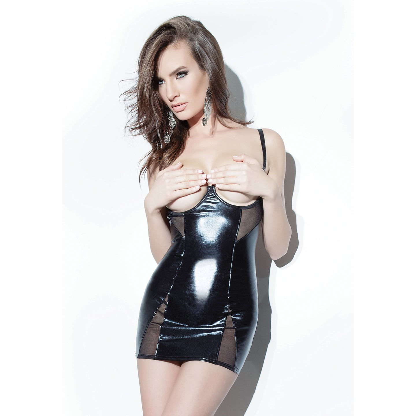 Darque Cupless Dress