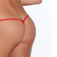 Coquette Red G-String