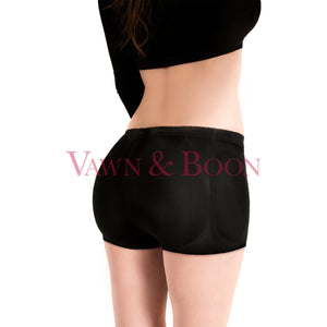 Vawn and Boon Juicy Booty Panties Mk2 Black