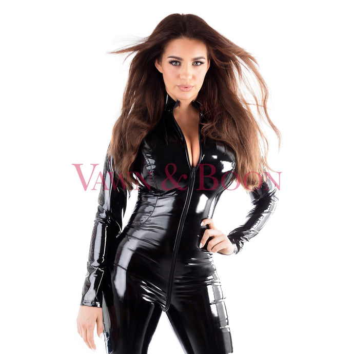 Vawn-and-Boon-VORTEX-PVC-catsuit