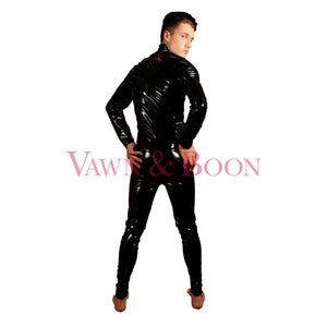 Vawn-and-Boon-Vitruvian-PVC-catsuit