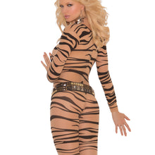 Zebra Body Stocking