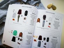Load image into Gallery viewer, PRINT BOOK: The Year-Round Business Style Guide for Moms (78 Outfits), Hard Copy - 69 Pages