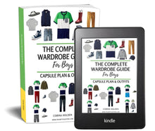 Load image into Gallery viewer, The Complete Wardrobe Guides for Kids