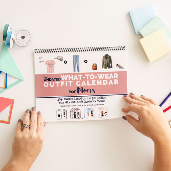 Special: The What-to-Wear Outfit Calendar (3rd Edition, 2021 + Undated)