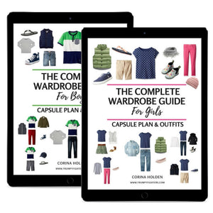 The Complete Wardrobe Guides for Kids
