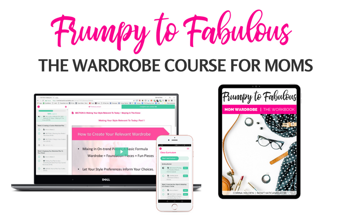 Frumpy to Fabulous eCourse
