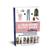 Load image into Gallery viewer, (Print Book) The 3rd Edition Year-Round Outfit Guide, Hard copy only