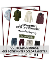 Load image into Gallery viewer, The Stay-at-Home Moms' Winter Outfit Guide (eBook)