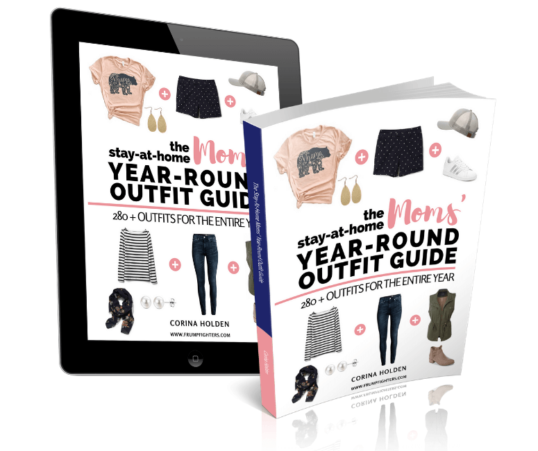 The Stay-at-Home Moms' Year-Round Outfit Guide